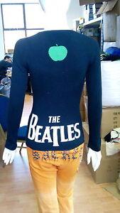 Beatles Cashmere Round Neck Ladies Sweatshirt New & Unworn without tag clothes
