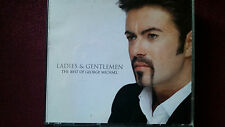 GEORGE MICHAEL-LADIES&GENTLEMEN-THE BEST OF-FAT BOX WITH BOOKLET