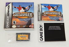 Tony Hawk's Pro Skater 3 (Game Boy Advance) COMPLETE IN BOX R6768