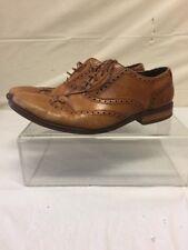 Cole Haan Mens Light Brown Leather Dress Shoes Sz 10 M