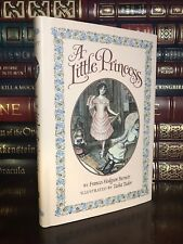 A Little Princess by Burnett Original Illustrations by Tudor New Gift Hardcover