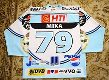 Dresdner Eislowen, Hockey Jersey, XL, #79 Petr Mika, Player Issue