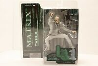 Matrix Reloaded Series One Twin 2 Action Figure McFarlane Toys 2003