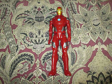 "Marvel Ironman Hasbro (2013) 12"" loose action figure"