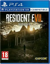 Resident Evil 7 VII Biohazard PS4 Playstation 4 Usato Come Nuovo - ITALIANO