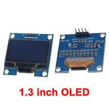 Blue 128X64 OLED SSD1306 LCD Display Module 0.96