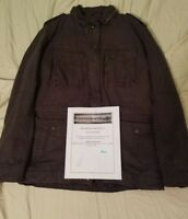 Forest Whitaker Even Money screen worn used wardrobe jacket pants and shirt LOA
