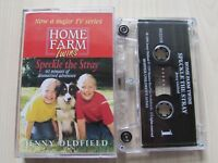 """HOME FARM TWINS """"SPECKLE THE STRAY"""" AUDIO CASSETTE, JENNY OLDFIELD, TESTED,"""