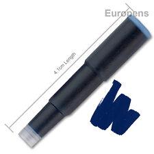 Cross Standard Sized Fountain Pen Ink Cartridge Refills - Blue/black 8924