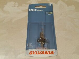Headlight Bulb Sylvania H1 Basic