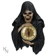 Darkest Hour Wall Clock 28cm Nemesis Now