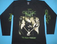 Celtic Frost - To Mega Therion T-shirt Long Sleeve size L‏
