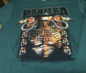Pantera Vintage T-Shirt Very Rare Xl