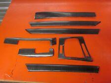 Carbon Fiber Interior Trim Pieces for 92-00 BMW E36 318i 325i 323i M3 e-36