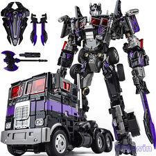 WEIJIANG Transformers M01 Commander Oversize AOE Evasion Optimus Prime Black