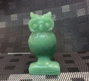 Jade Owl Statue - Medium iI