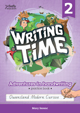 Writing Time Qld Ed Student Practice Book 2....Great for extra practice at home!