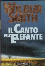 Wilbur Smith, Il canto dell'elefante, Longanesi  1991 prima edizione R