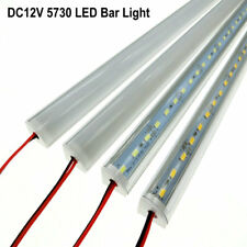 5Pcs/lot Wall Corner LED Bar Light DC 12V 50cm SMD 5730 Rigid LED Strip Light