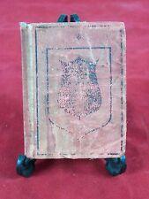 EASTLAKE, F. W. & N. KANDA. A NEW POCKET JAPANESE-ENGLISH DICTIONARY 1891