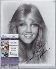 Heather Locklear TV Movie Actress Autographed 8x10 Photo JSA COA Dynasty