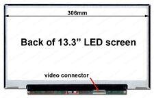 "13.3"" NRL75-EE09316A Slim HD LED LCD Screen LT33EE09300 Panel 40 Pin"