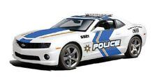 Maisto Special Edition Diecast 1/18 2010 Chevy Camaro SS RS Police Car