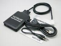 Digital Media Changer iPod/iPhone Car Kit For Small 6+6 Toyota Lexus Scion Radio