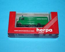MB 508 D Polizei Umweltschutz / Herpa 182270 / Spur H0