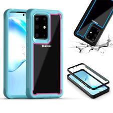 For Samsung Galaxy S20+ S20 ultra 5G Bumper Frame Case Hybrid Armor Phone Cover