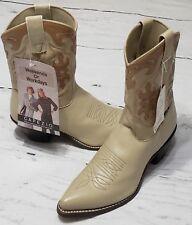 Vintage Capezio Cowboy Cowgirl Western Boots Women's Size 9m - New -