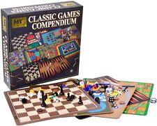 Classic Games Compendium 100 Board Games Dice Games Matchstick Puzzles