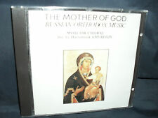 The Mother of God-Russian Orthodox Music