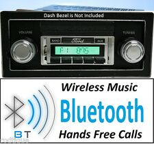 1980-1986 Ford Truck Bluetooth Radio Music Streaming, Hands Free  630 II Stereo