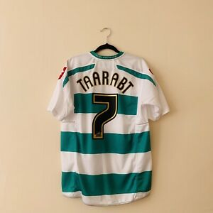 BNIB Player Issue TAARABT QPR Football Shirt Men's Small Excellent Lotto