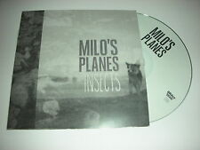 Milo's Planes - Insects EP - 4 Track