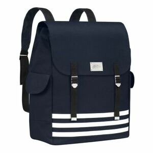 JEAN PAUL GAULTIER BLUE AND WHITE BACKPACK BRAND NEW