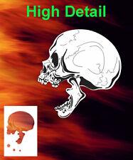 Skull 26 Airbrush Stencil Spray Vision Template air brush