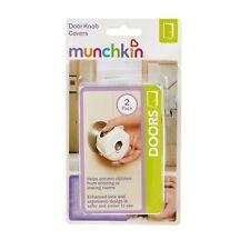 Munchkin Door Knob Cover - White 2 Pcs (35024)