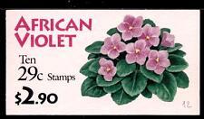 """STATI UNITI - Libretto - 1993 - Copertina rosa """"Violetta africana"""" - $ 2,90"""