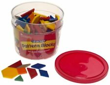 Learning Resources Pattern Block - Theme/subject: Learning - Skill Learning: