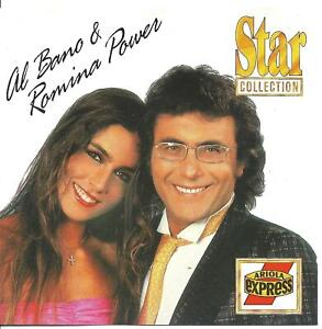 Al Bano & Romina Power - Star Collection (CD-Album) Topzustand, Hülle neu!