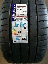 2 X Michelin  Pilot Sport 4 S EL 255/30 ZR 19 91Y  Sommerreifen Neu