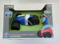 Radio Controlled Phantom Racer Trike 360 degree Radio Controlled Speed Racer NIB