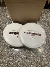 Discmania Prototype P2 D-Line New Frisbee Golf Red Foil 173-176g Set Of 2