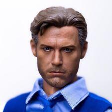 first-rate Ben Affleck 1/6 Bruce wayne head sculpt fit hot toys body batman BVS
