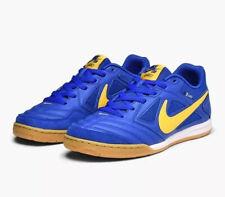 Nike SB Gato AT4607-400 Racer Blue/Amarillo Yellow Size UK 13 EU 48.5 US 14 New