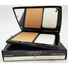 Guerlain Lingerie De Peau Nude Powder Foundation SPF 20 0.35oz 13 Natural Rosy