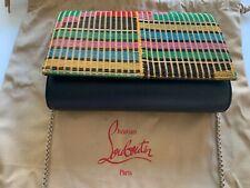 Stunning CHRISTIAN LOUBOUTIN Paloma Clutch Bag