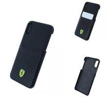 Original Ferrari Ferrari UrbanSF Carbon Cover Case Schutzhülle Für iPhone X
